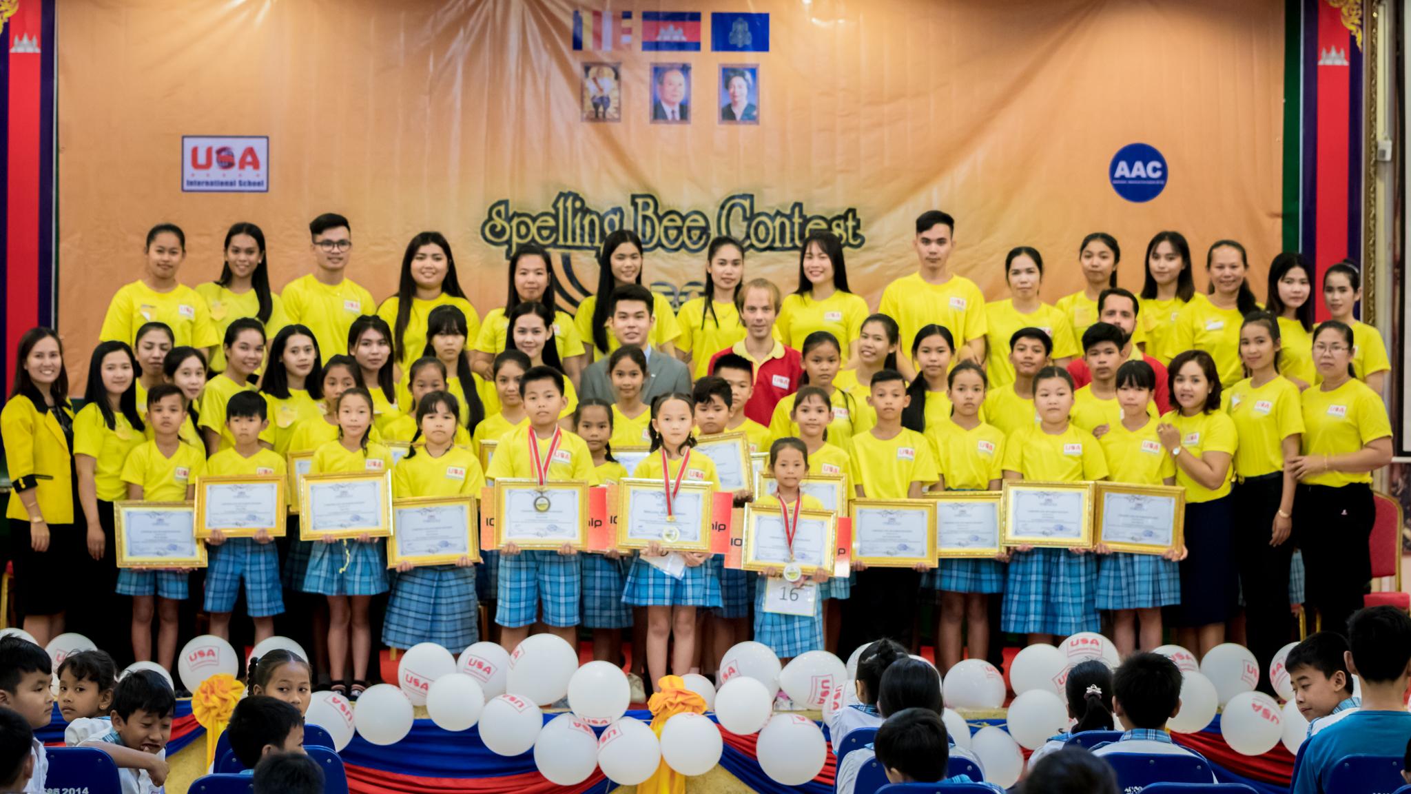 Spelling Bee Contest 2019